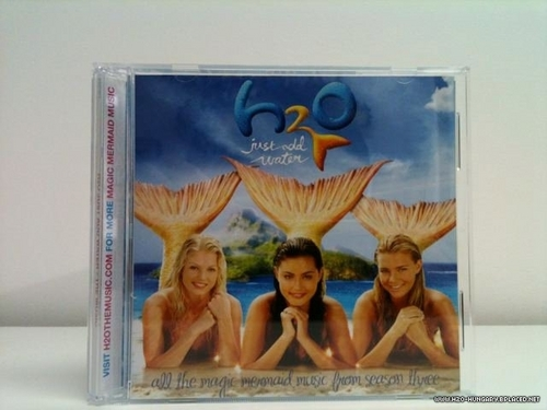 h2O season 3 cd soundtrack