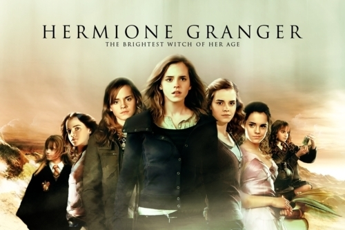 hermione granger, the brightest witch of her age