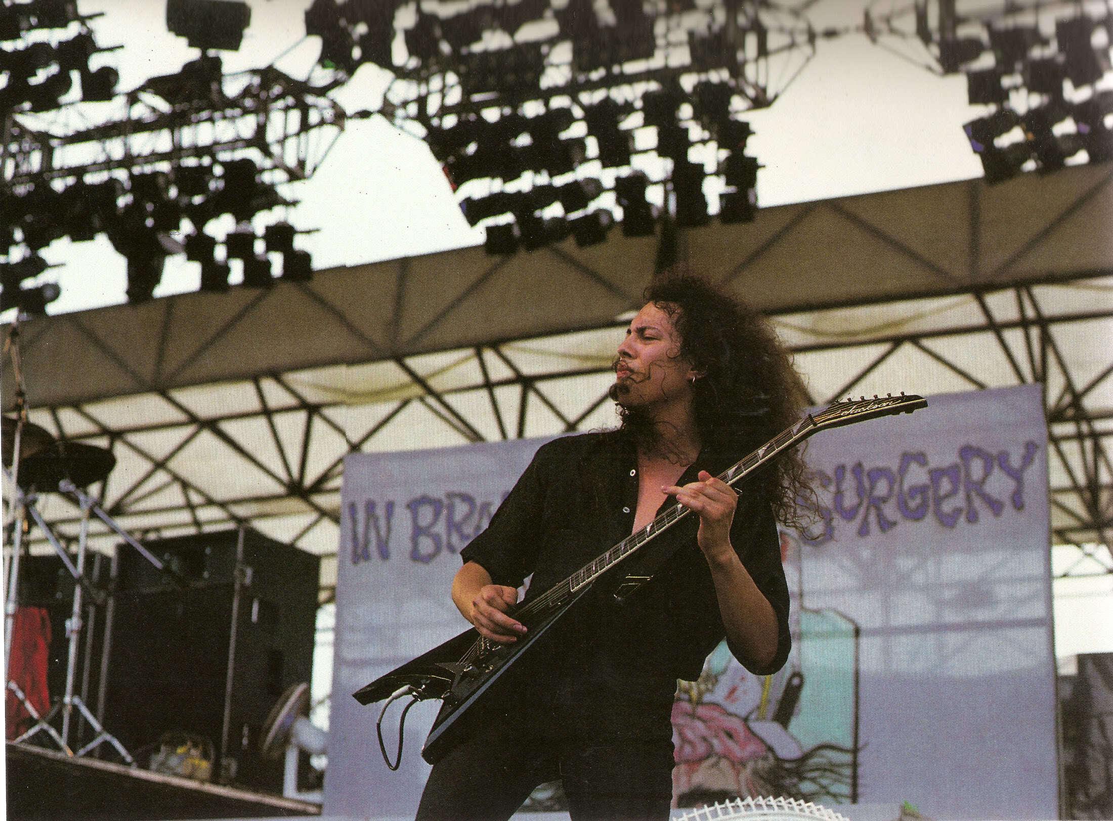 Kirk Hammett Kirk Hammett Photo 20465816 Fanpop