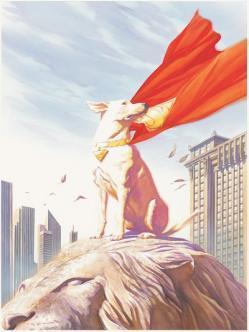 kripto the superdog!