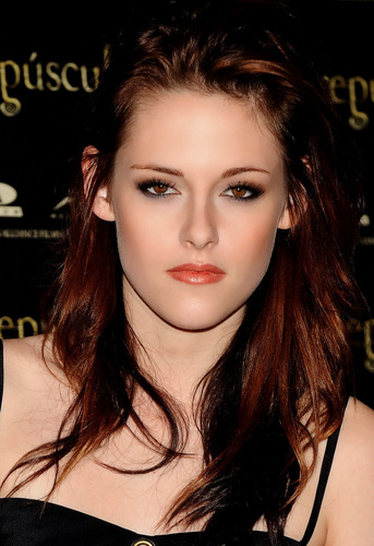 Kristen Stewart wallpaper containing a portrait and attractiveness entitled kris brown eyes