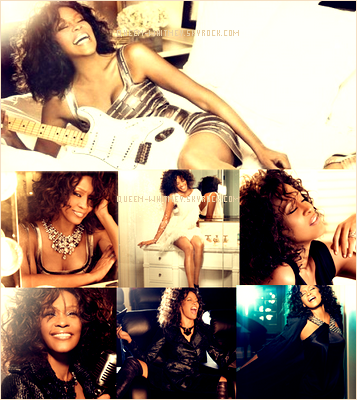 love - whitney-houston Fan Art