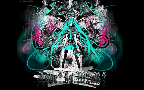 miku love is war