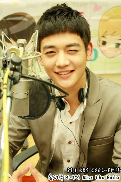 our own flaming charisma- Minho :)