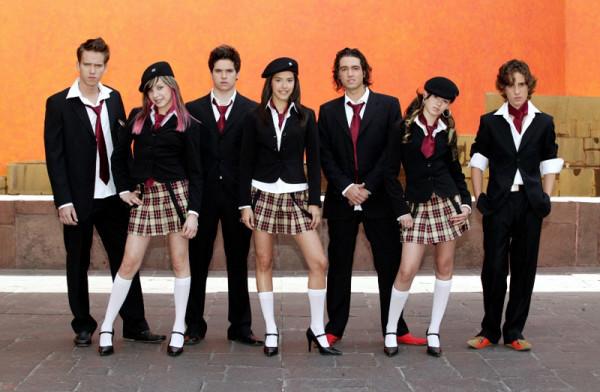 videos de rbd en la telenovela: