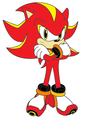 shad the hedgehog