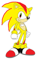 super shadic the hedgehog