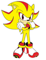 super shadow - sonic-and-the-hedgehog-brothers photo