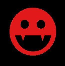 vampire smiley