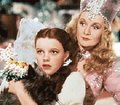 Dorothy And Glinda - the-wizard-of-oz photo