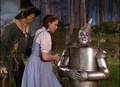 Dorothy And Friends - the-wizard-of-oz photo