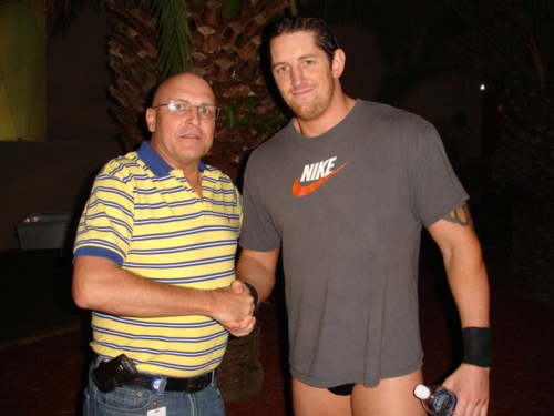 wade barrett and tagahanga