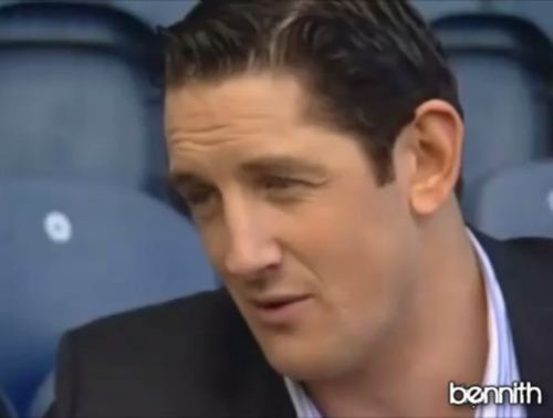 Wade Barrett wallpaper probably containing a portrait entitled wade handsome face