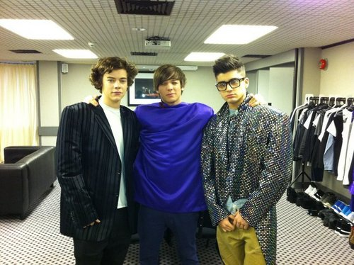 zayn harry and louis!! x