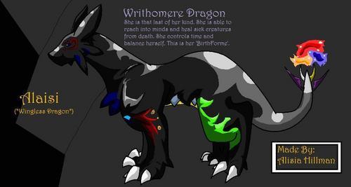 Alaisi - Writhmere Dragon