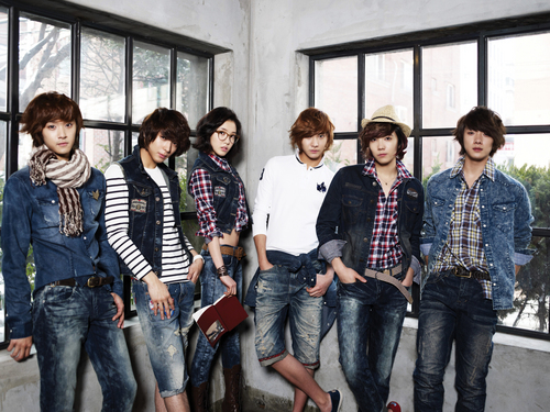 F.T. Island wallpaper containing long trousers titled  FT. Island - Litmus Spring 2011