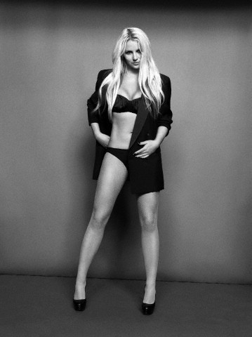 Britney Spears fond d'écran possibly containing a lingerie, a swimsuit, and a leotard called Ruven Afanador - Shoot Outtakes