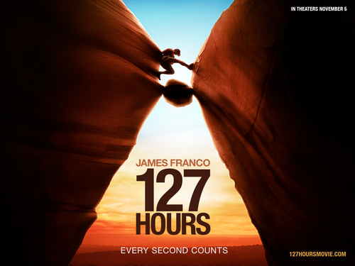 127 Hours, 2010
