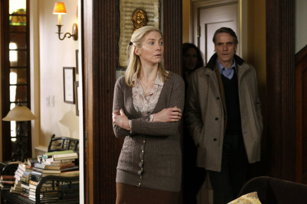 Elizabeth Mitchell on law and order svu