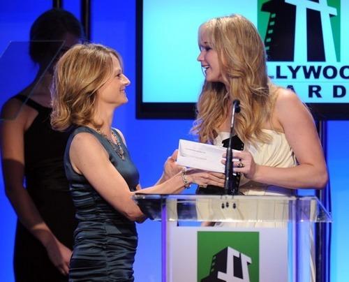 14th Annual Hollywood Awards Gala (October 25th, 2010)