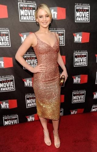 16th Annual Critics' Choice Movie Awards - Arrivals (January 14th, 2011)