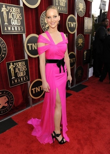 17th Annual Screen Actors Guild Awards - Arrivals (January 30th, 2011)