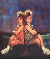 1998 - Calender - mary-kate-and-ashley-olsen photo