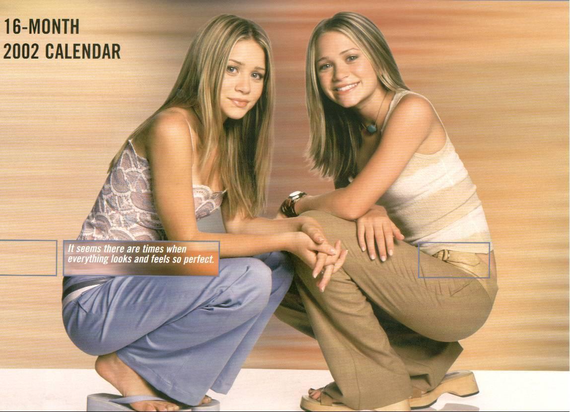 2002 - Calender