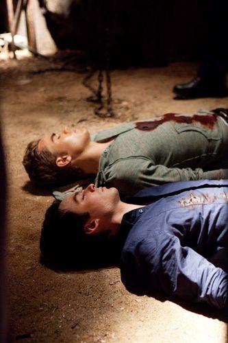 The Vampire Diaries TV دکھائیں پیپر وال entitled 2x5