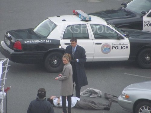 Psych wallpaper with a cruiser entitled 3/29/2011 set photos