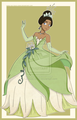 ATLA girls as Disney princesses