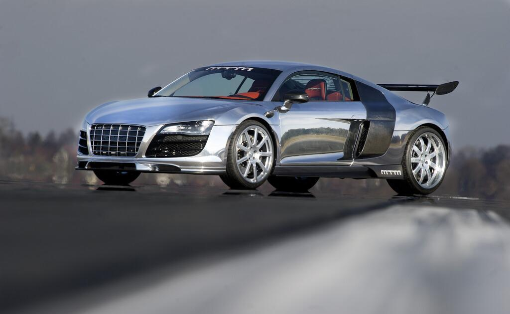AUDI R8 BY MTM TUNING