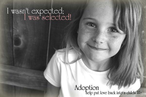 Adoption Adoption Photo 20517673 Fanpop