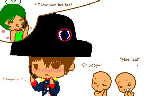 Alala x Napoléon