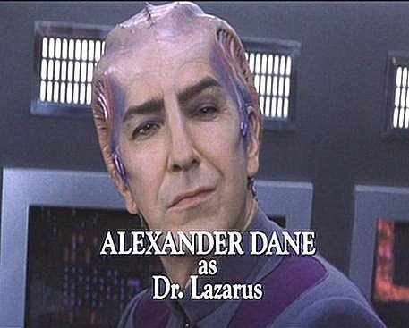 Alan in Galaxy Quest :*
