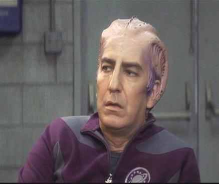 Alan in Galaxy Quest :*