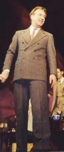 Alan in Theatre :*