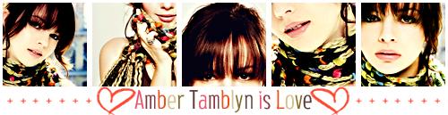 AmberTamblynIsLove!