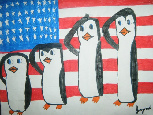 American Penguins