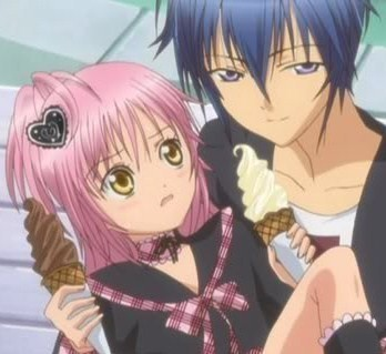 Animated Couples wallpaper with anime entitled Amuto