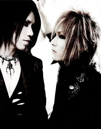 Aoi and Ruki