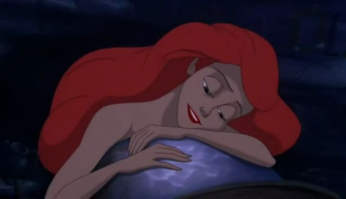 Ariel: Part of your world