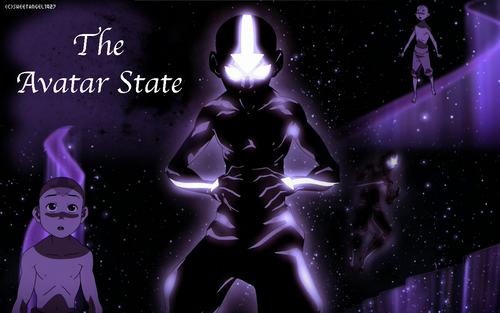 Avatar: The Last Airbender images Avatar_State_Purple_by ...