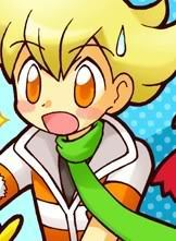 Jun (pokemon) karatasi la kupamba ukuta containing anime entitled Barry/Jun