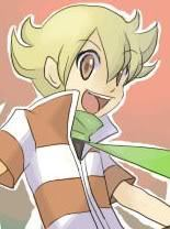 Jun (pokemon) achtergrond containing anime called Barry