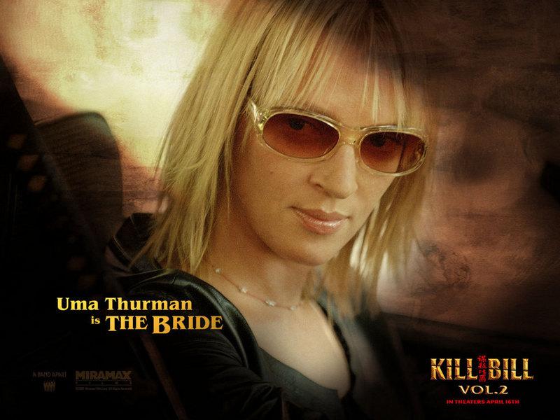 kill bill wallpapers. Beatrix Kiddo - Kill Bill