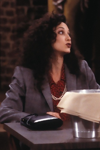 """Bebe as Lilith in """"Cheers"""""""