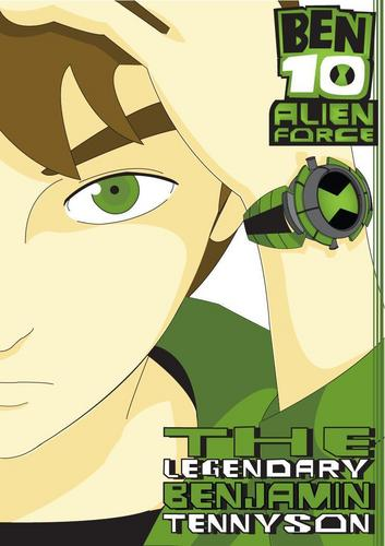 Ben 10 Alien Force - ben-10-alien-force Fan Art