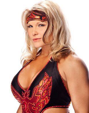 beth phoenix wallpaper probably containing a bikini titled Beth Phoenix