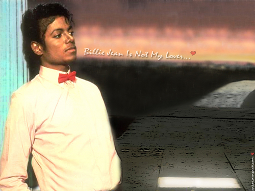 Billie jean Wallpaper By Me :)